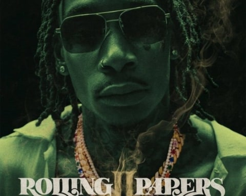 Stream Wiz Khalifa's New Album 'Rolling Papers 2' Feat. Snoop Dogg, Ty Dolla Sign, Gucci Mane, Currensy, PARTYNEXTDOOR & More