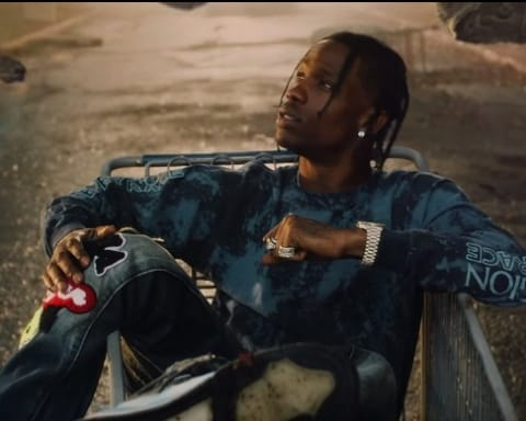 Travis Scott Confirms That New Album 'Astroworld' is Releasing on August 3