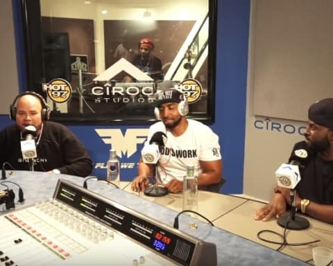 Watch Fat Joe & Mysonne 'Funk Flex' Freestyle