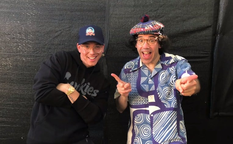 Watch Nardwuar Interviews Logic