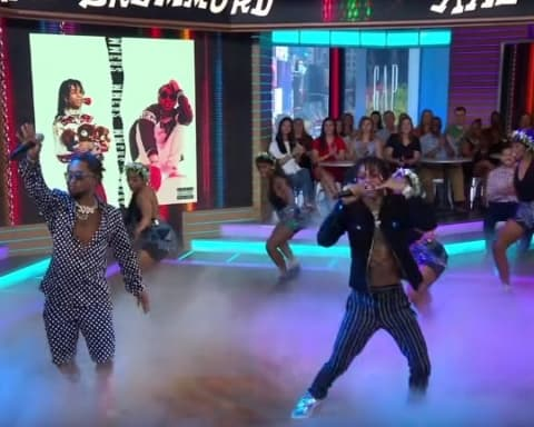 Watch Rae Sremmurd Performs 'Guatemala' on Good Morning America