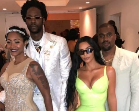 2 Chainz Gets Married To Longtime Girlfriend Kesha Ward in Miami