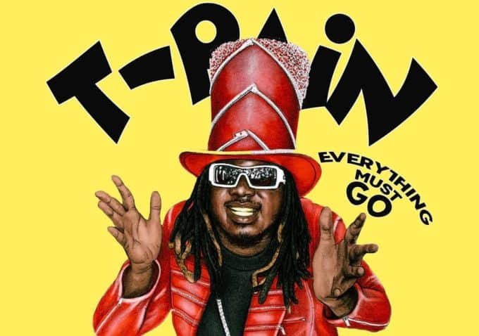 Listen To T-Pain's 13 Unreleased Songs Pack 'Everything Must Go' Vol. 1