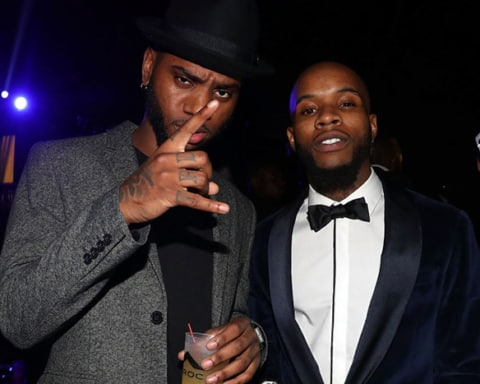 Listen to Bryson Tiller's Remix Over Tory Lanez' Song 'Leaning'