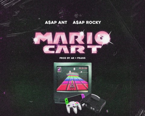 New Music ASAP Ant (Ft. ASAP Rocky) - Mario Cart