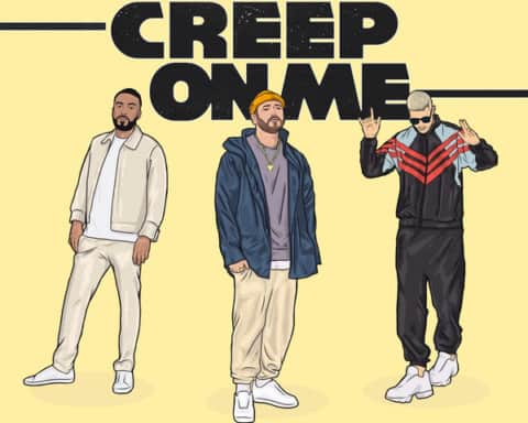 New Music GASHI (Ft. French Montana & DJ Snake) - Creep On Me