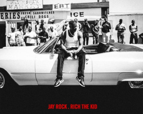 New Music Jay Rock (Ft. Rich The Kid) - Rotation 112th (Remix)