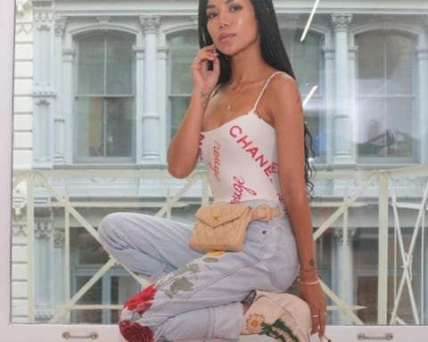 New Music Jhene Aiko (Ft. YG) - Never Call Me (Remix)