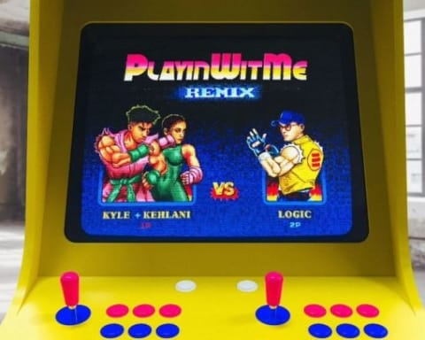 New Music KYLE (Ft. Logic & Kehlani) - Playinwitme (Remix)