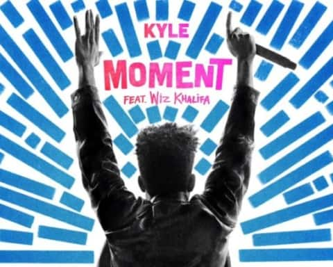 New Music KYLE (Ft. Wiz Khalifa) - Moment