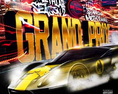 New Music Method Man - Grand Prix