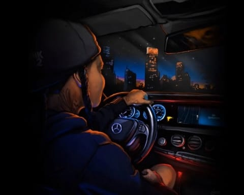 New Music Young M.A. - Car Confessions