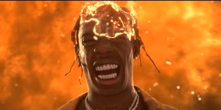 New Video Travis Scott - Stop Trying To Be God