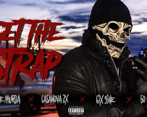 New Video Uncle Murda (Ft. 50 Cent, Casanova & 6ix9ine) - Get The Strap