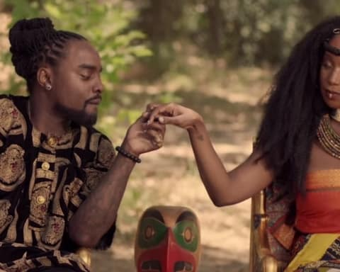 New Video Wale (Ft. Jacquees) - Black Bonnie