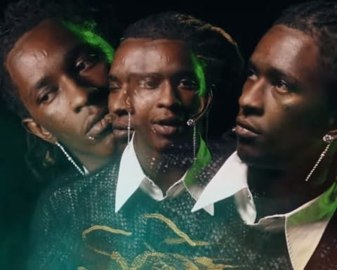 New Video Young Thug - Gain Clout