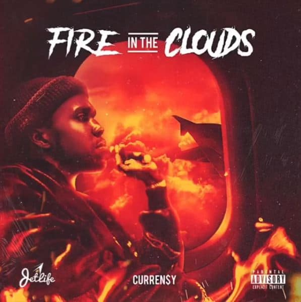 Stream Currensy's New Project 'Fire In The Clouds'