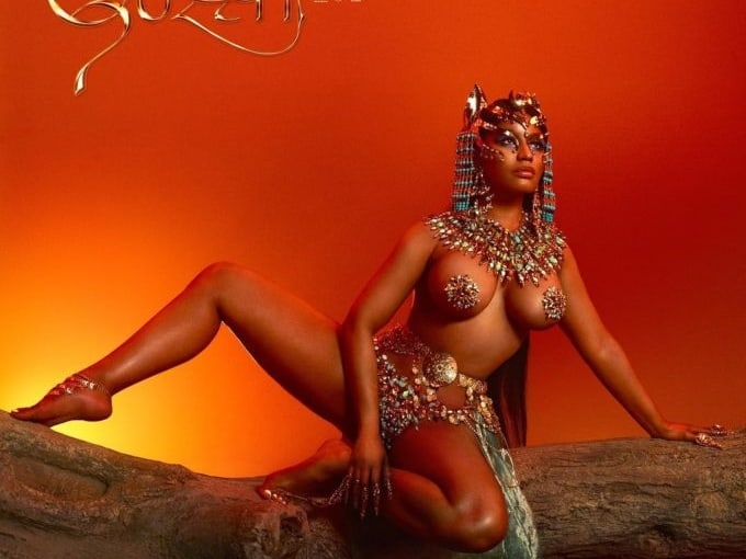 Stream Nicki Minaj's New Album 'Queen' Feat. Eminem, Lil Wayne, The Weeknd, Future & More