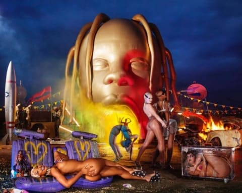 Stream Travis Scott's New Album 'ASTROWORLD' Feat. Drake, Frank Ocean, Migos, The Weeknd, Pharrell, 21 Savage & More