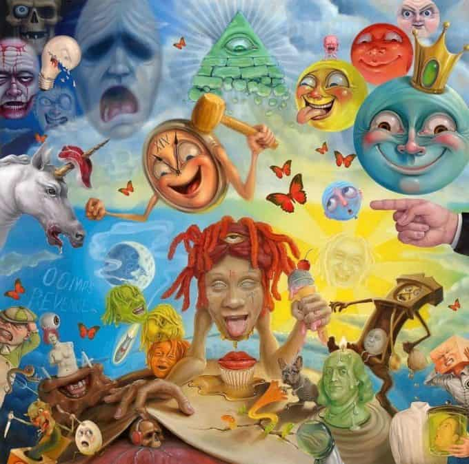 Stream Trippie Redd's Debut Album 'Life's A Trip' Feat. Travis Scott, Young Thug & More