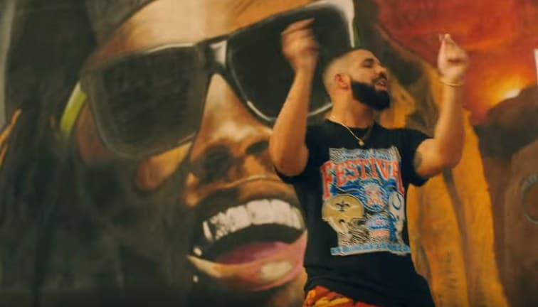 Watch Drake Releases Music Video For Number 1 Song 'In My Feelings'