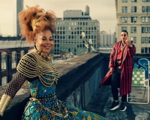 Watch Janet Jackson Releases New Song & Video 'Made For Now' Feat. Daddy Yankee