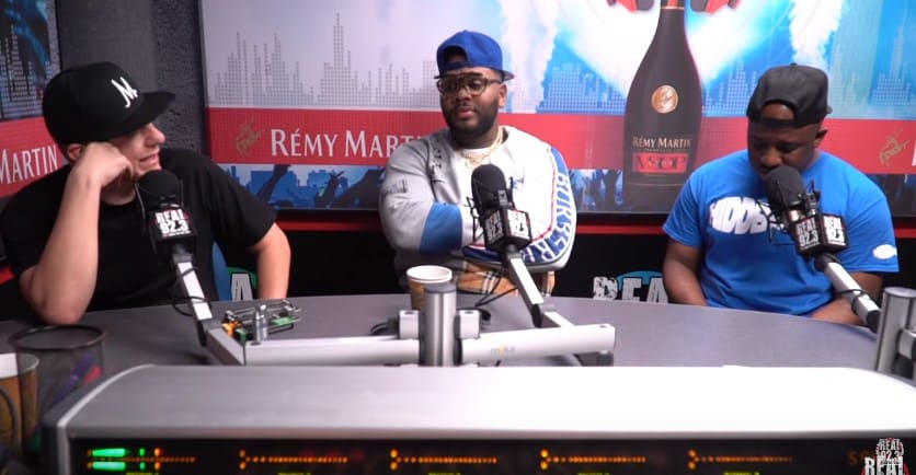 Watch Kevin Gates' Awkward Interview on Real 92.3