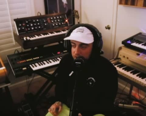 Watch Mac Miller's 'Intertia' Freestyle