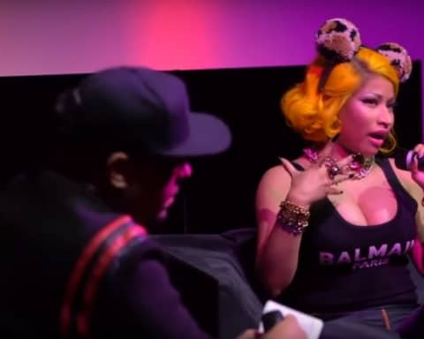 Watch Nicki Minaj's Lyrical Queen' Interview with Genius