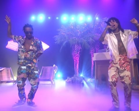 Watch Rae Sremmurd Performs 'Guatemala' on Jimmy Fallon Show