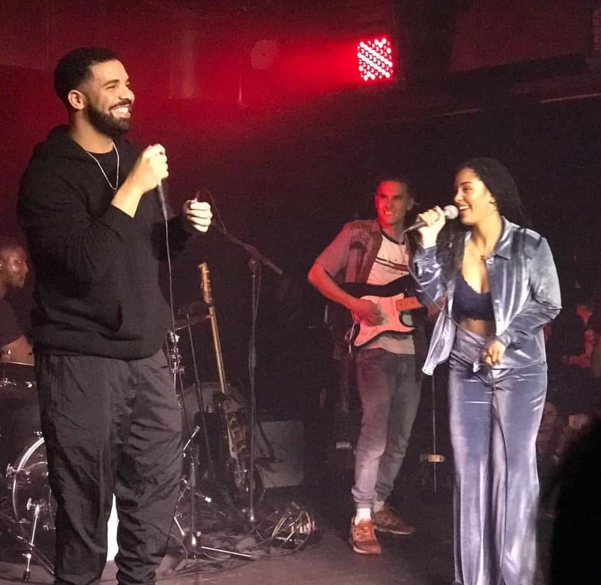 A New Drake & Jorja Smith's Song I Could Never Surfaces Online