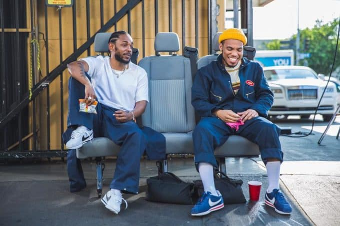 Anderson .Paak Teases New Collaboration with Kendrick Lamar