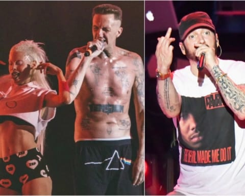 Die Antwoord Makes Fun of Eminem They not feeling your rhymes or your botox