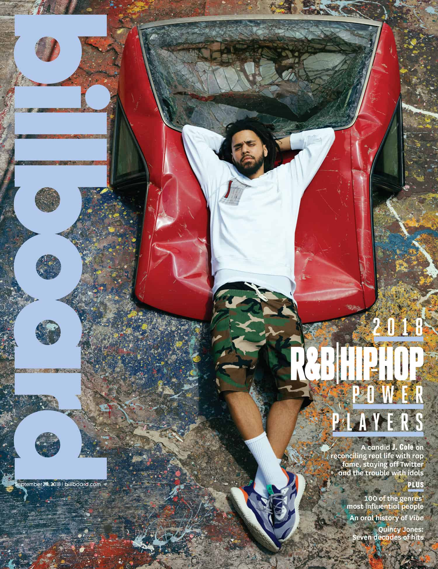 J. Cole Talks Donald Trump, Criticism of KOD & More with Billboard