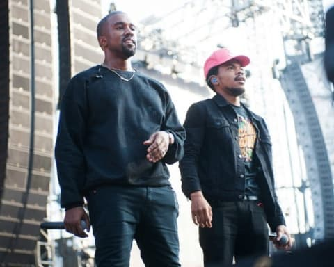 Kanye West Announces Joint Album 'Good Ass Job' with Chance The Rapper