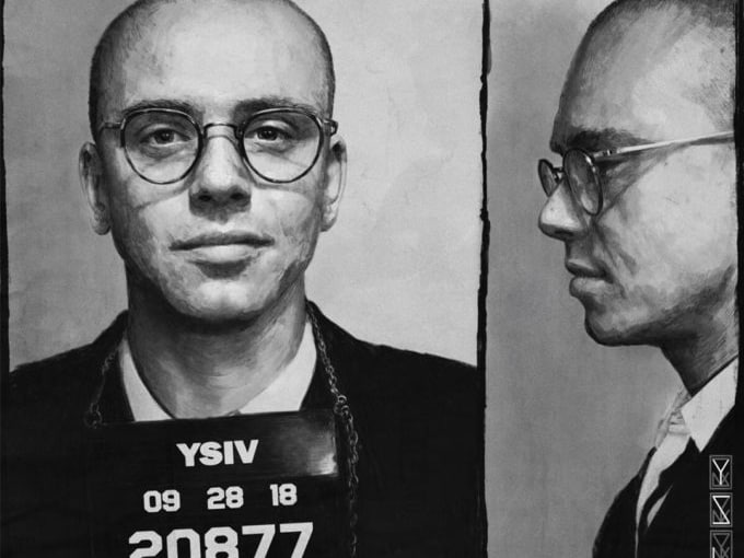 Logic Unveils 'YSIV' Album Cover Art