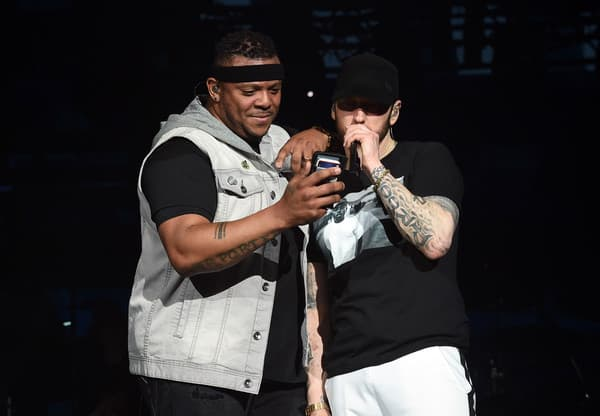 Mr. Porter Hints Eminem Plans to Respond To MGK, Joe Budden & Others at Once