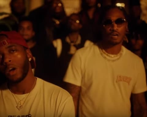 New Video 6LACK (Ft. Future) - East Atlanta Love Letter