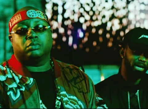 New Video E-40 (Ft. Konshens & Ty Dolla Sign) - One Night