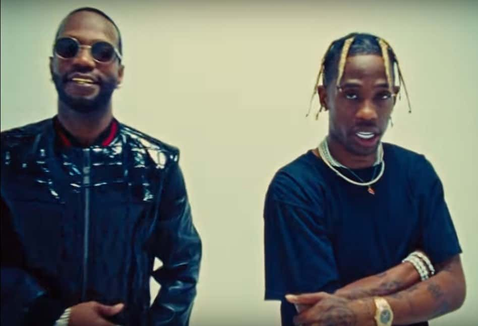 New Video Juicy J (Ft. Travis Scott) - Neighbor