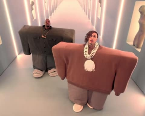 New Video Kanye West & Lil Pump (Ft. Adele Givens) - I Love It
