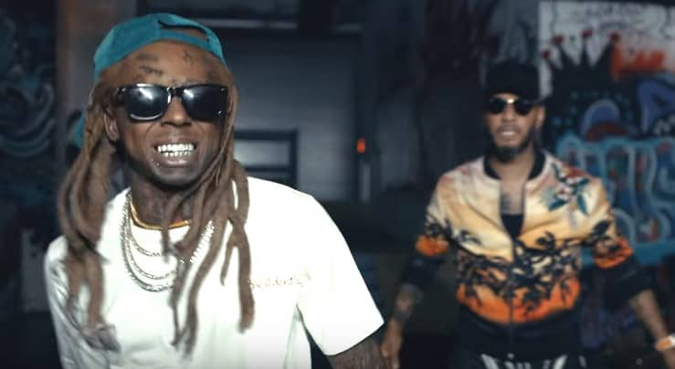 New Video Swizz Beatz (Ft. Lil Wayne) - Pistol On My Side