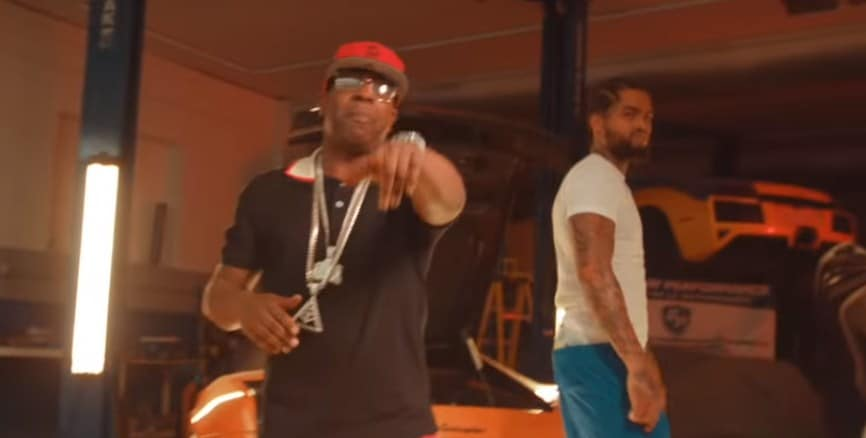 New Video Uncle Murda & Dave East - Hold Up