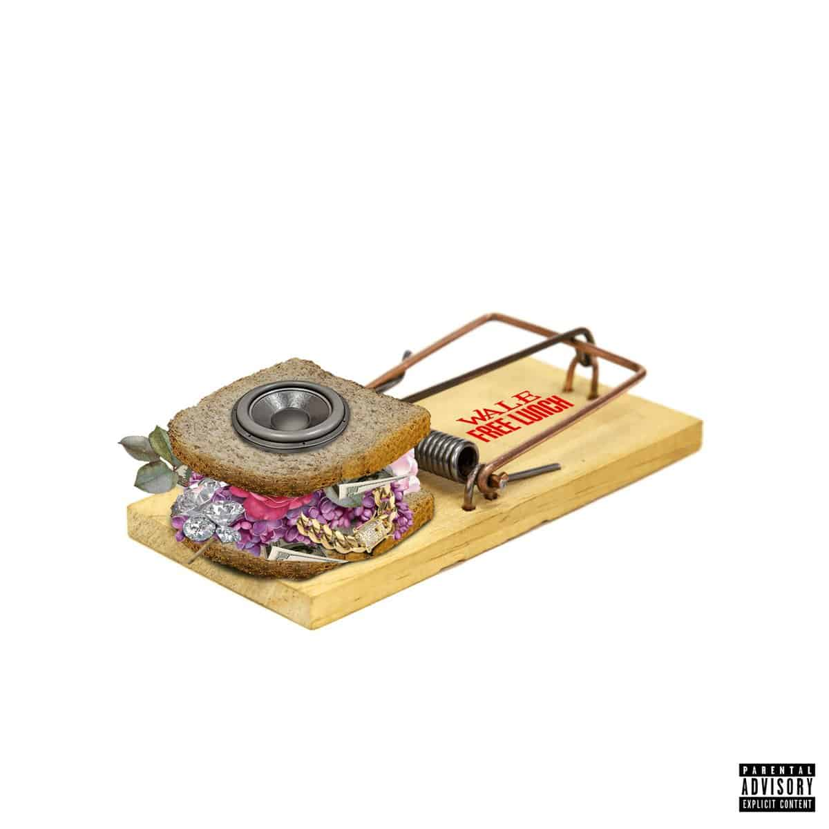 Stream Wale's New EP Free Lunch Feat. J. Cole & Eric Bellinger