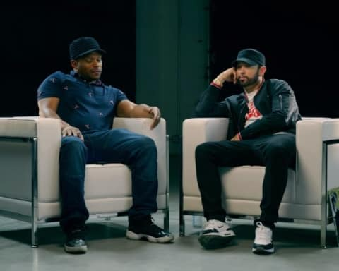 Watch Eminem Talks 'Kamikaze' & More in New Interview with Sway Calloway