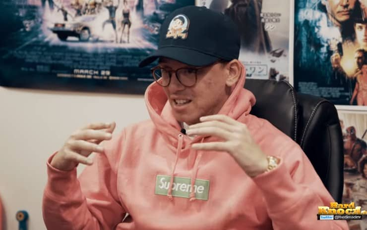 Watch Logic Talks 'Young Sinatra IV', Donald Trump, Kanye West & More