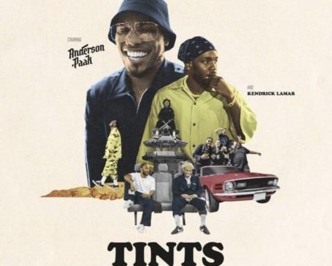 New Music Anderson .Paak (Ft. Kendrick Lamar) - Tints