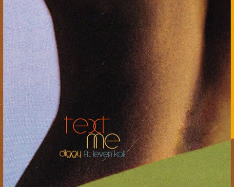 New Music Diggy - Text Me
