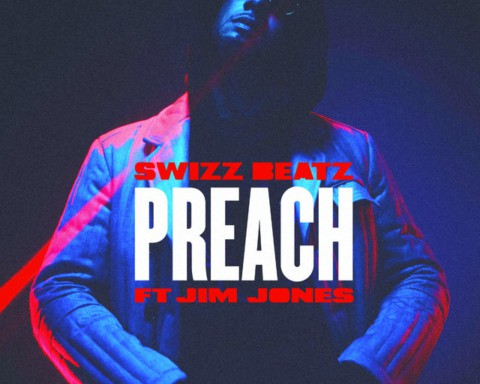 New Music Swizz Beatz (Ft. Jim Jones) - Preach