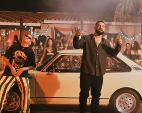 New Video Bad Bunny (Ft. Drake) - MIA
